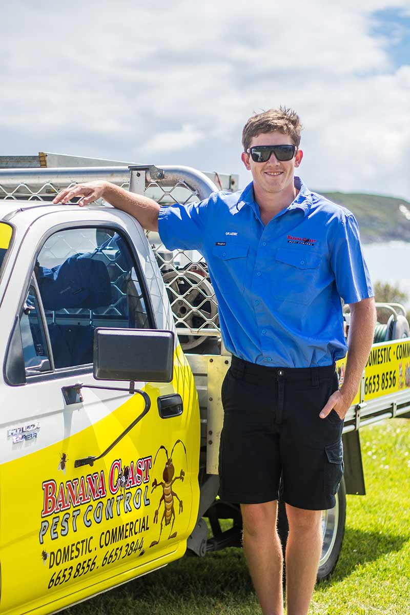 Rhys Hardaker - Senior Technician