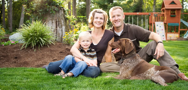 Pest Control Customers family image